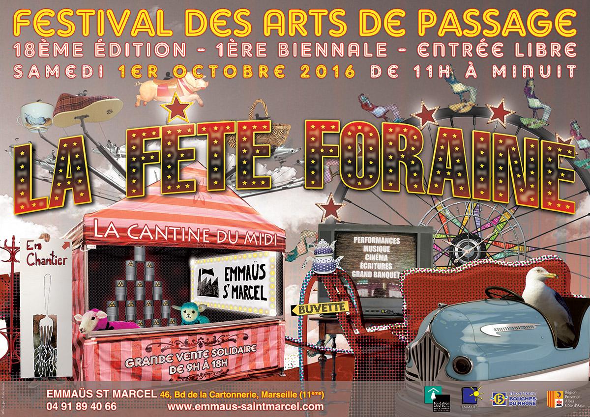 Le festival des arts de passage